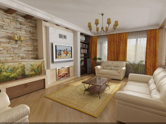 Картинки интерьера зала